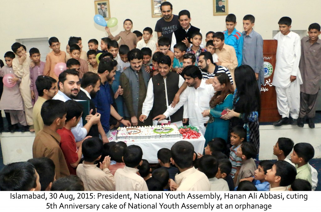 Final National Youth Assembly's 5th Years Celebrations copy