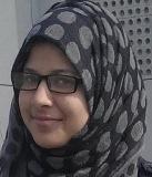 Sidra Khan M#2071
